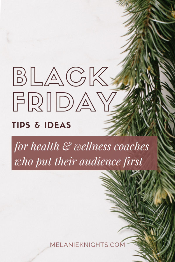 Black Friday Alternatives: How to run a successful promotion this holiday season.