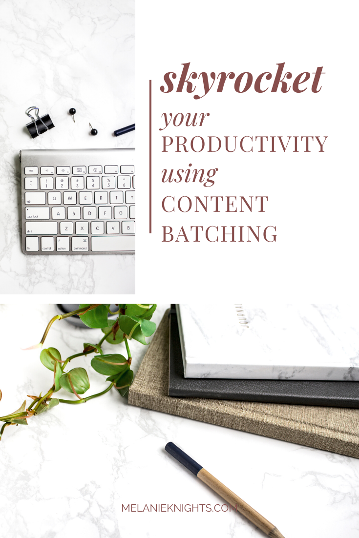 Skyrocket Your Productivity With Content Batching