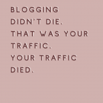 colour block of brown with text overlay describing the blog post